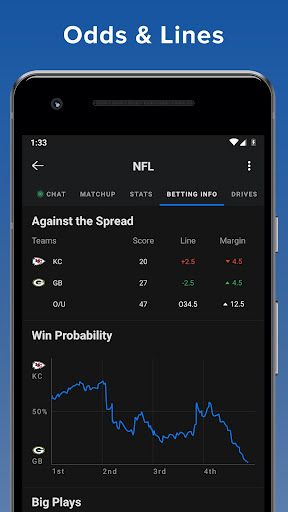ScoreMobile for Android screenshot 4