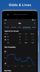 theScore: Live Sports Scores, News, Stats & Videos (MOD, Ad-Free, Unlocked) v20.13.1 4
