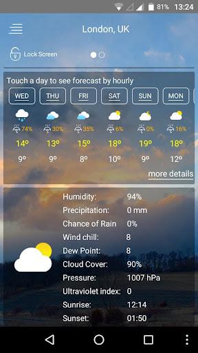 weather 8.6.8 Screenshots 8