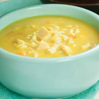 Gluten-Free Chicken Noodle Soup.