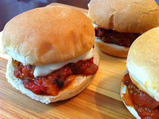 Sloppy Giuseppe Sliders Recipe