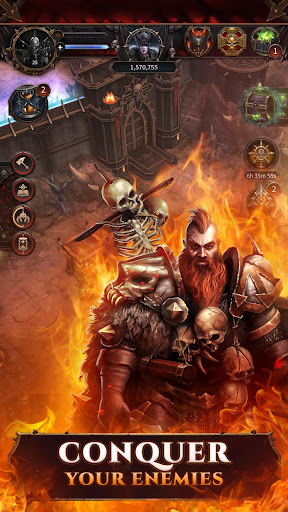 Warhammer: Chaos & Conquest - Build Your Warband 0.99.2 de.gamequotes.net 2