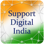 Support Digital India