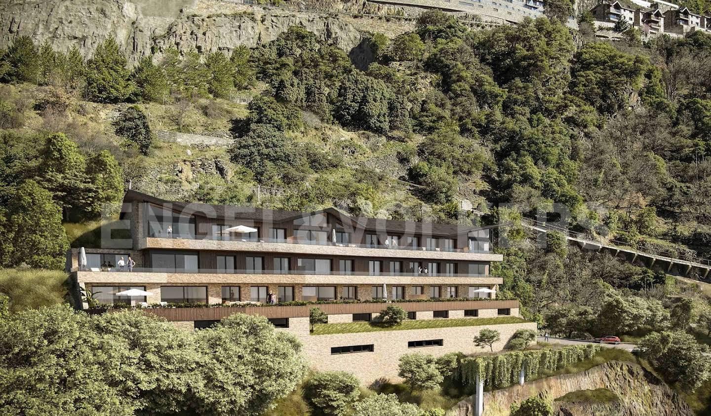 Appartement avec terrasse Les Escaldes