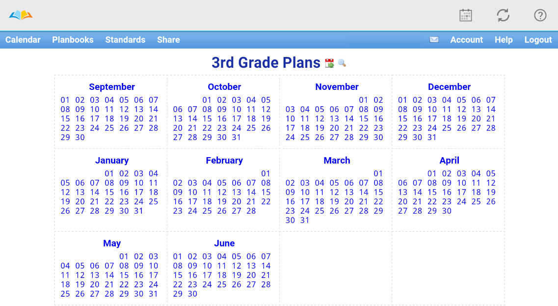 PlanbookEdu Lesson Planner- screenshot