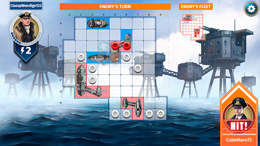 Hasbro's BATTLESHIP - screenshot