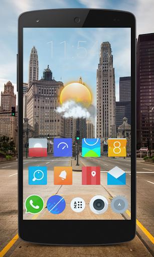 Transparent Phone 1.0 screenshots 2