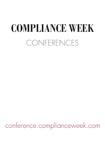 Compliance Week Conferences