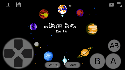 Multiness GP (multiplayer retro 8 bits emulator) screenshots 2