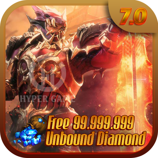 Mu Origin Titans (Free 99 999 999 Unbound Diamond) 7 0 2