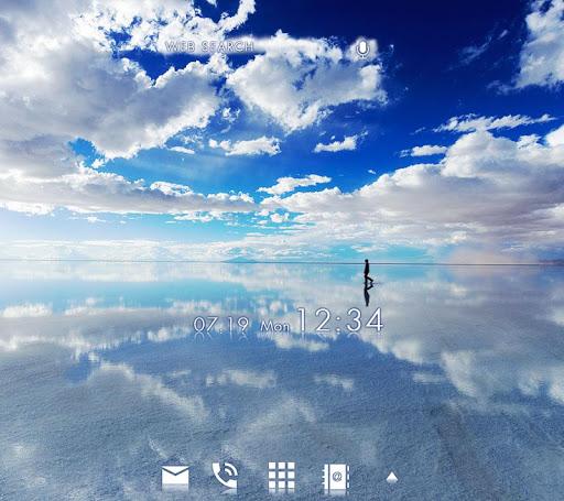 背景圖片/icon 天空之鏡