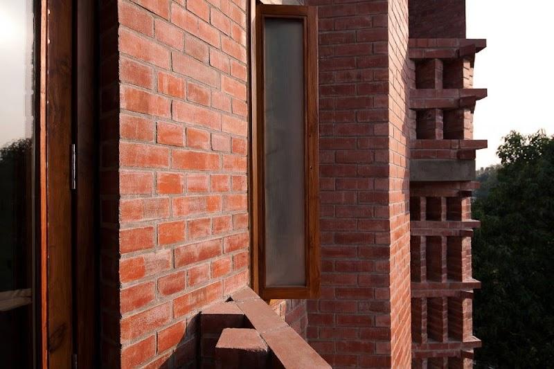 Edificio de Viviendas en Nueva Delhi - Vir.Mueller architects