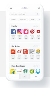 WeShareApps - All your web apps in one app! 1.4.7
