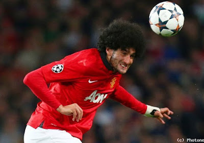 Fellaini critiqué par le Daily Mail