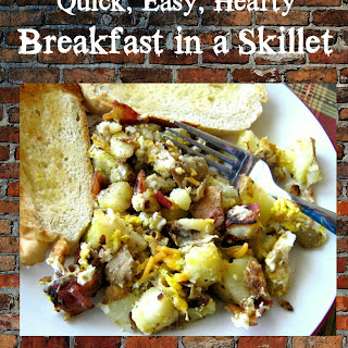 Quick and Easy Breakfast in a Skillet