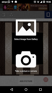 Elegant photo Frames screenshot 5