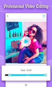 Square Blur- Blur Image Background Music Video Cut Apk Download 7