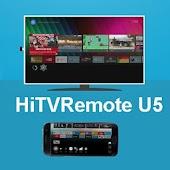 HiTVRemoteNuga for U5PVR