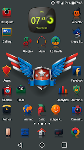 Reflector - Icon Pack- screenshot thumbnail