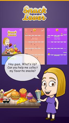 Snack Lover de Best Cool and Fun Games  captures d'u00e9cran 1