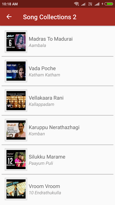 Download Tamil Kuthu Songs HD Free for Android - Tamil Kuthu Songs HD APK  Download - STEPrimo.com