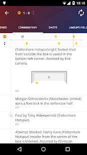 Independent Football Live- screenshot thumbnail