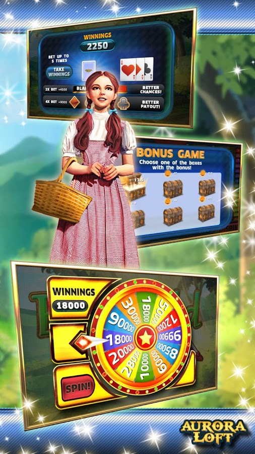emerald slot machine