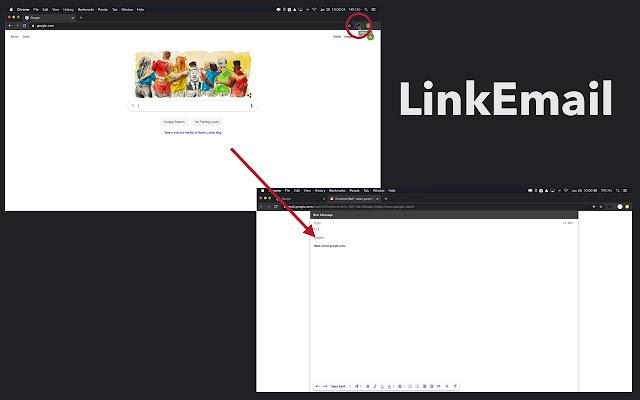 LinkEmail