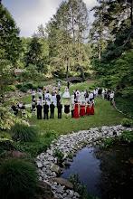 Photo: Rock Quarry Garden Wedding - Greenville, SC Brenda M. Owen - Wedding Officiant http://WeddingWoman.net Wedding Officiant, Marriage Minister, Notary, Justice of the Peace Greenville South Carolina, Anderson SC http://WeddingWoman.net