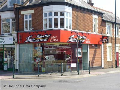 Pizza Hut Delivery On Wimborne Road Pizza Takeaway In