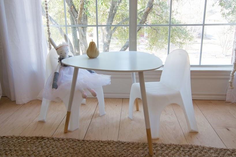 Un dormitorio para niños diseñado por su propia madre - FRACTAL ...
