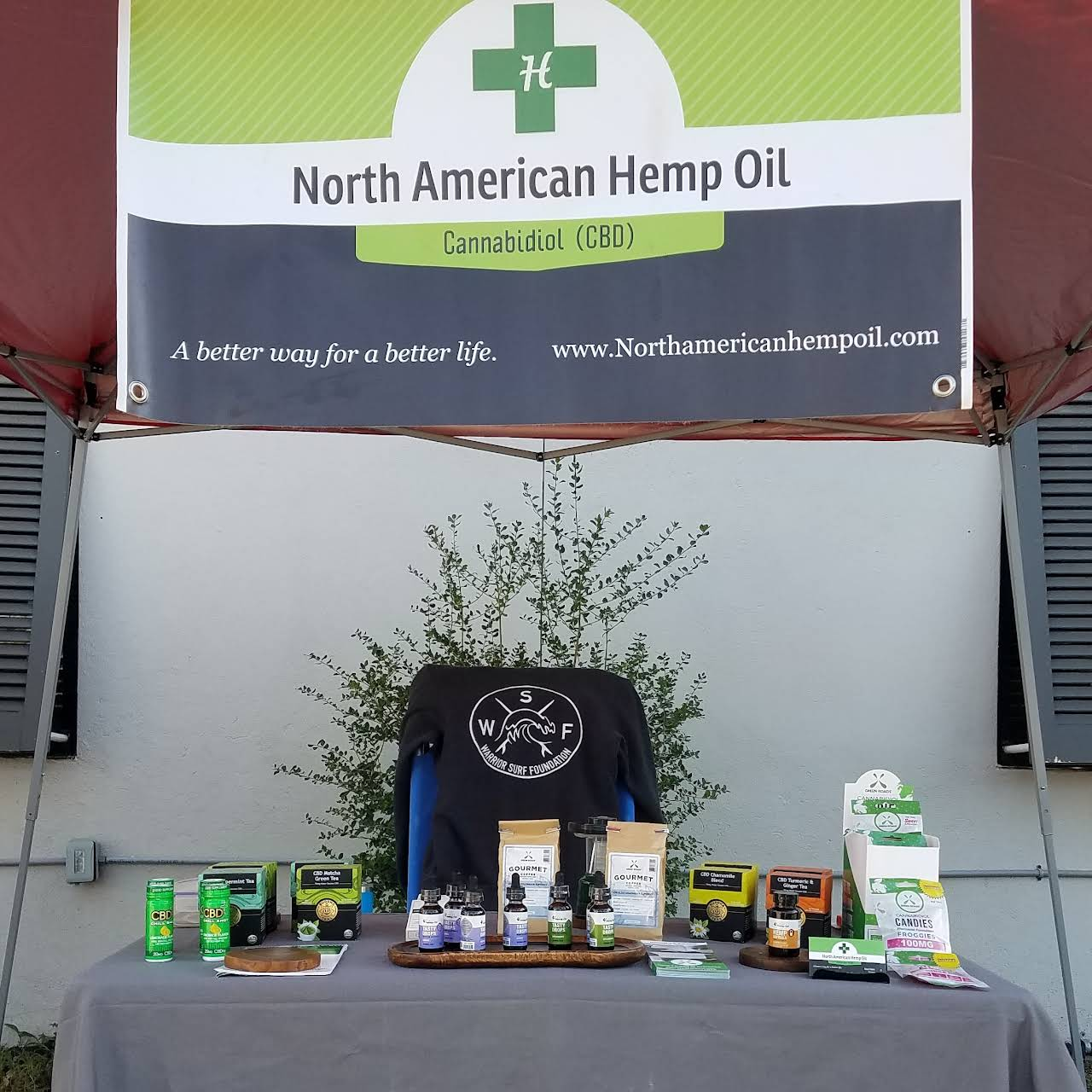 North American Hemp Oil, LLC - Health And Beauty Shop in