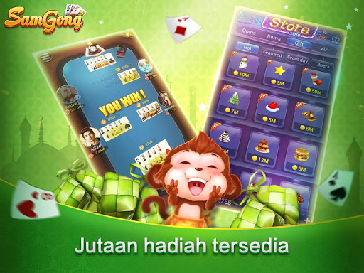 Samgong Indonesia (FREE) 2.7.12 gameplay | by HackJr.Pw 1