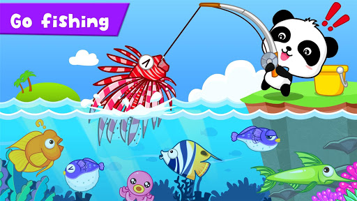 Happy Fishing: game for kids 8.22.00.00 screenshots 11