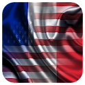 France États Unis Anglais icon