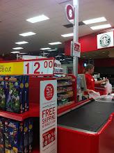 Photo: La tienda sólo tenía una caja en funcionamiento, y ni siquiera hice cola