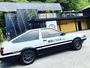 スプリンタートレノ AE86 AE86 GT-APEX 58年式のカスタム事例画像 lemoned_ae86さんの2018年05月13日13:31の投稿