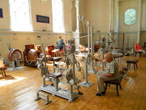 Photo: всем этим тренажерам более ста лет! Их сконструировал в начале 19 века шведский врач Гюстав Цандлер #чудесаставрополья #блогтур