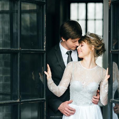 Wedding photographer Sergey Volkov (SergeyVolkov). Photo of 15.12.2017