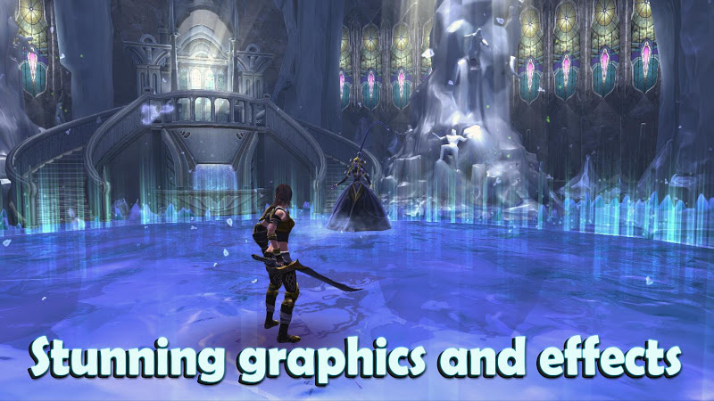Скриншот Reign of Amira™: TLK