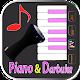 Piano and Darbuka a virtual piano keys & darbuka for PC-Windows 7,8,10 and Mac