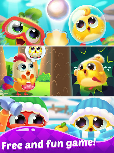 Puzzle Wings: match 3 games android2mod screenshots 21