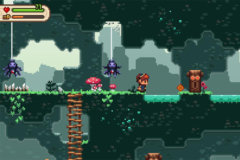Evoland 2 Screenshot 0