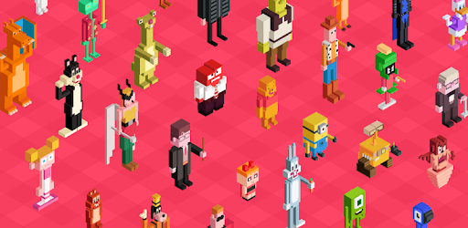 Guess famous 3D cartoons, characters from comics, tv shows and movies!