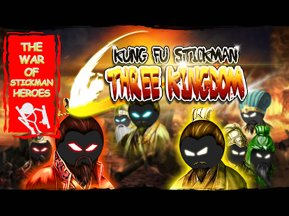 Kung Fu Stickman 3 Warriors: League Of Legend- screenshot thumbnail