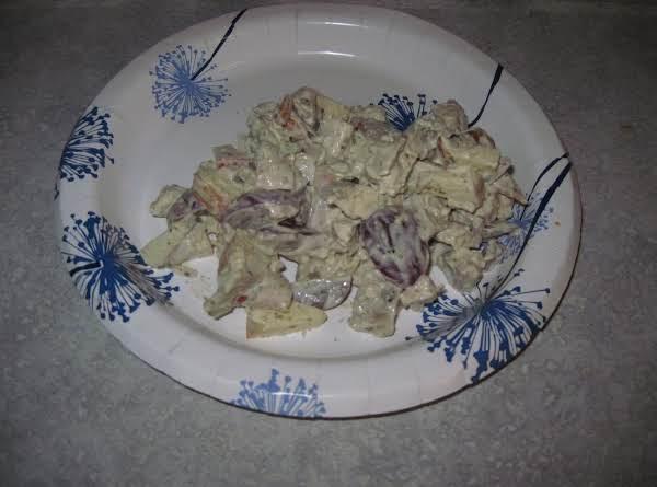 Pesto Chicken Salad Mmb