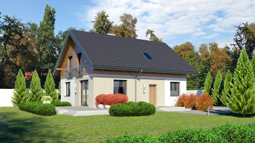 projekt Dom przy Alabastrowej 29