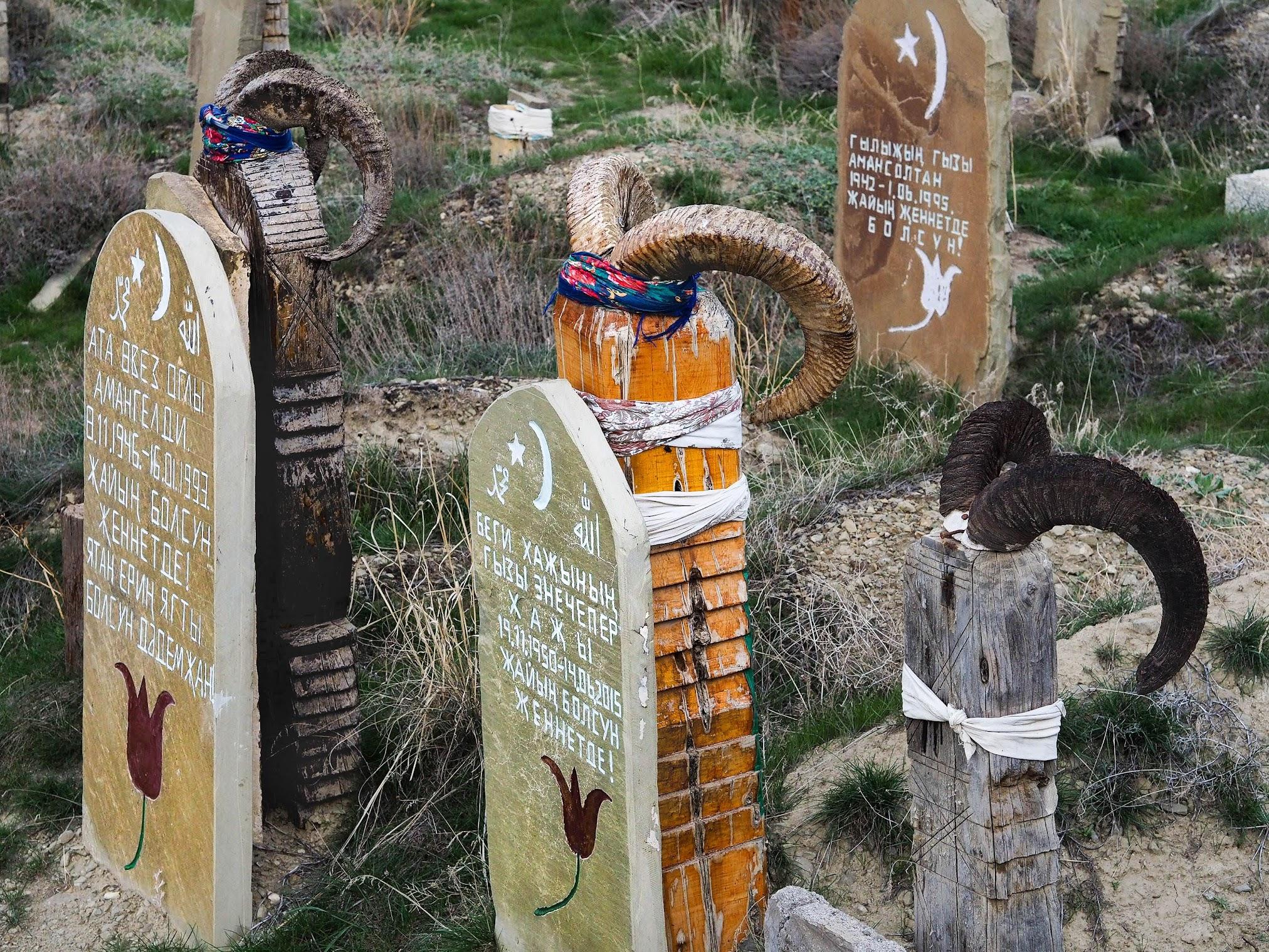 Nohur cemetery