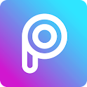 PicsArt Photo Studio: Criador de Colagem & Editor icon