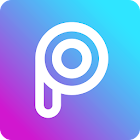 PicsArt Photo Studio: Collage Maker, Bild Editor icon